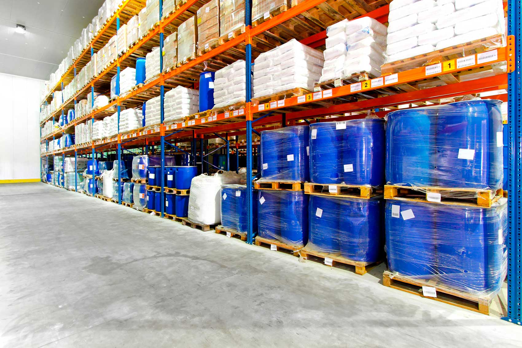 Distribución Dyes Lorca Chemicals